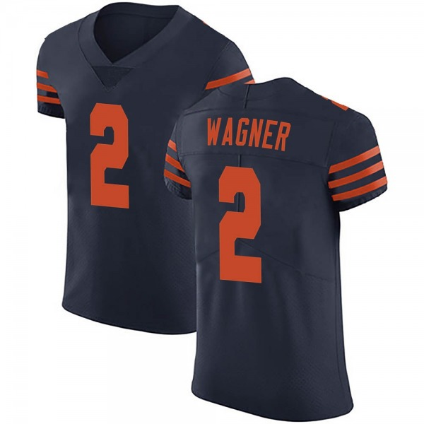 Ahmad Wagner Chicago Bears Elite Navy Blue Alternate Vapor Untouchable Jersey