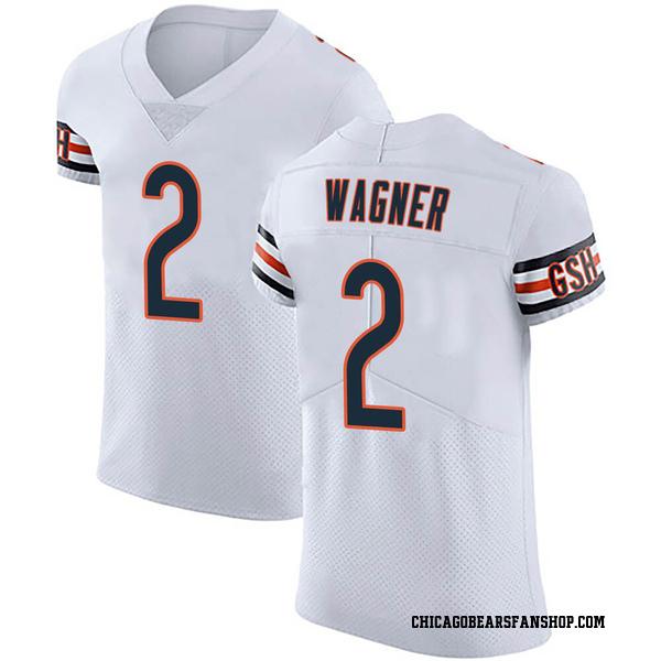 Ahmad Wagner Chicago Bears Elite White Vapor Untouchable Jersey