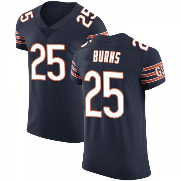 Artie Burns Chicago Bears Elite Navy Team Color Vapor Untouchable Jersey