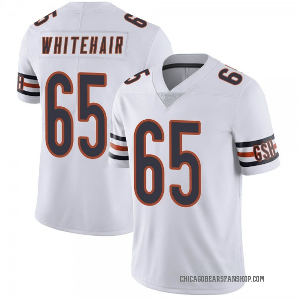 Cody Whitehair Chicago Bears Limited White Vapor Untouchable Jersey