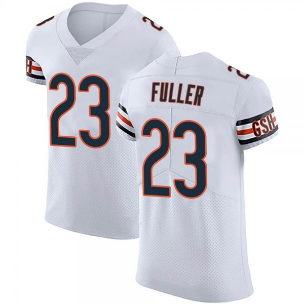 Kyle Fuller Chicago Bears Elite White Vapor Untouchable Jersey