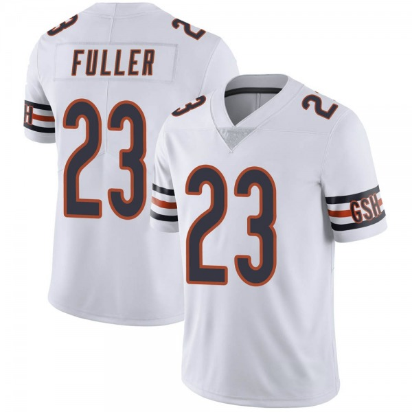 Kyle Fuller Chicago Bears Limited White Vapor Untouchable Jersey