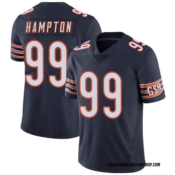 Men's Dan Hampton Chicago Bears Limited...