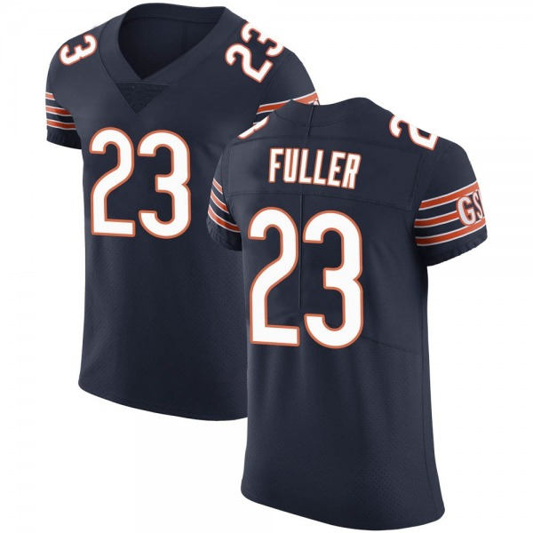 Men's Kyle Fuller Chicago Bears Elite Navy Team Color Vapor Untouchable Jersey