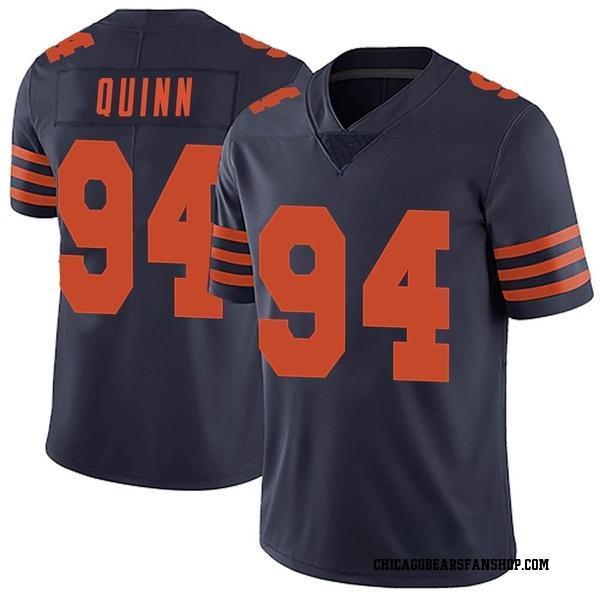Robert Quinn Chicago Bears Limited Navy Blue Alternate Vapor Untouchable Jersey