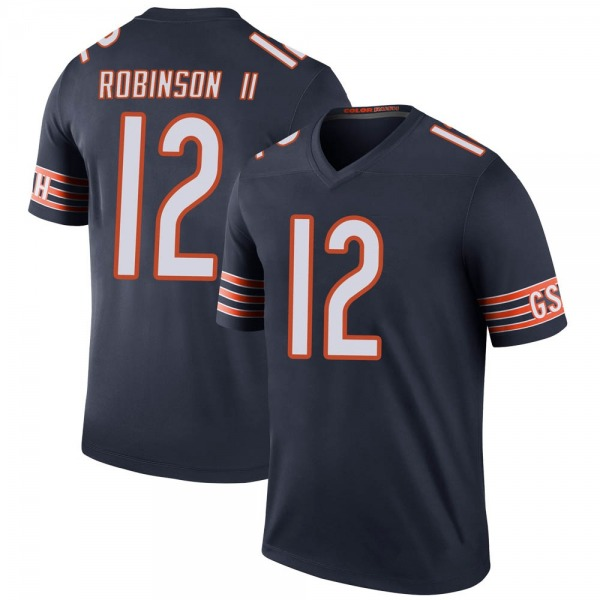 Youth Allen Robinson Chicago Bears Legend Navy Color Rush Jersey