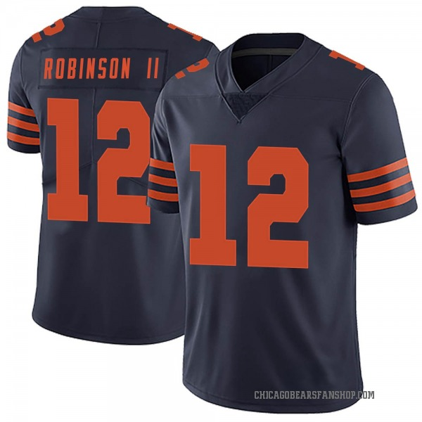 Youth Allen Robinson Chicago Bears Limited Navy Blue Alternate Vapor Untouchable Jersey