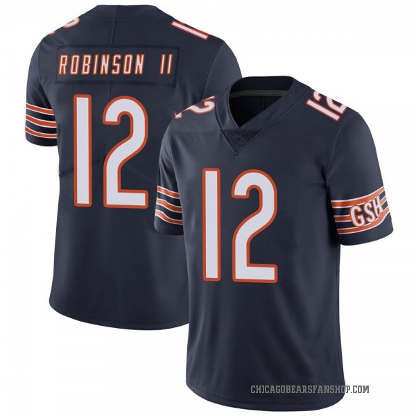 Youth Allen Robinson Chicago Bears Limited Navy Team Color Vapor Untouchable Jersey